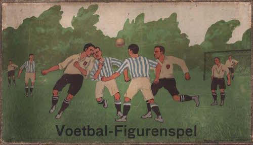 Voetbal-Figurenspel