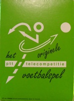 Het Originele PTT Telecompetitie Voetbalspel