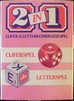 Cijfer & Letterkombinatiespel (2 in 1)