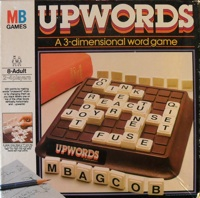 Upwords - A 3-Dimensional Word Game