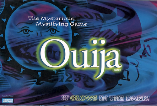 Ouija Board: The Mysterious Mystifying Game