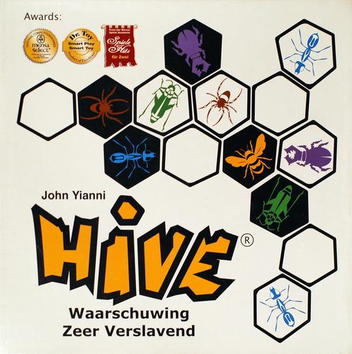 Hive: Waarschuwing zeer verslavend