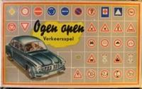 Ogen Open Verkeersspel
