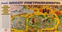 Het Groot Pretparkenspel