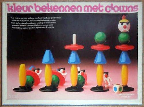 Kleur bekennen met Clowns