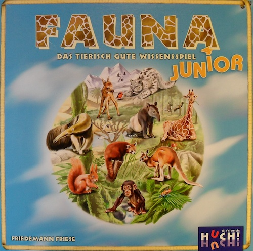 Fauna: Junior