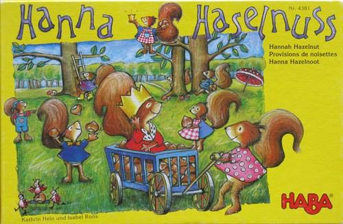 Hanna Haselnuss (Hanna Hazelnoot)