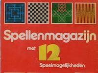 Spellenmagazijn met 12 Speelmogelijkheden