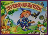 1-2-3 Heksen op een Bezem