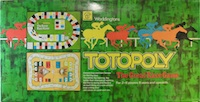 Totopoly: The Great Race Game
