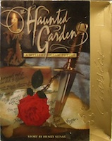 The Haunted Garden - A Mystery Jigsaw Puzzle