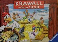Krawall vorm Stall