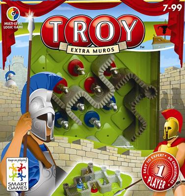 Troy - extra muros