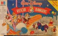 Rescue Rangers: Een avontuurlijk spel