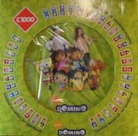 C1000 Domino Verzamel - en speelbord
