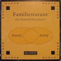 Familiestatuut (Het Familiebedrijvenspel)