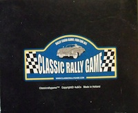 Classic Rally Game