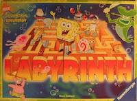 Labyrinth - Spongebob Schwammkopf