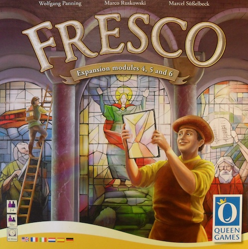 Fresco (Fresko): Expansion modules 4, 5 and 6