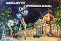 """Roulette """"Wiesbaden"""""""