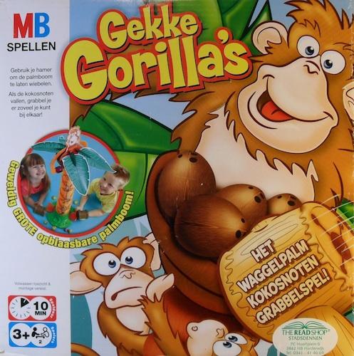 Gekke Gorilla's