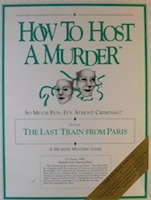 How to Host a Murder - Episode 3 - The Last Train From Paris