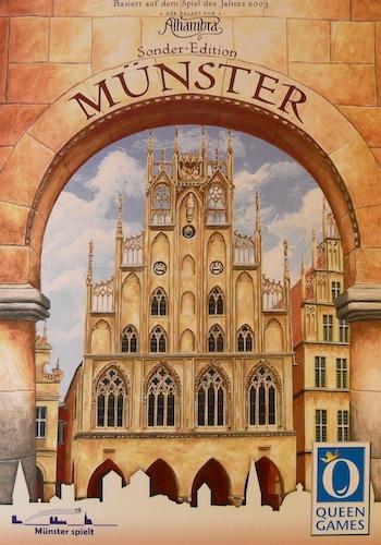 Der Palast von Alhambra: Sonder-Edition Münster