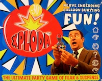 Xploda: The Ultimate Party Game of Fear & Suspense