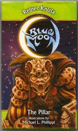 Blue Moon De Pillar