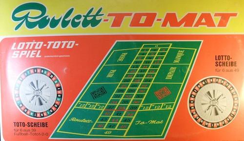 Roulett-to-mat