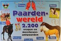 Paardenwereld: 2200 vragen en meerkeuze-antwoorden