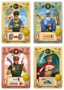 Rattus: Spiel 2011 Bonus Cards
