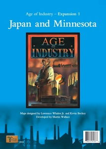 Age of Industry Expansions #1: Japan and Minnesota
