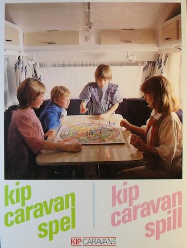 Kip Caravan Spel