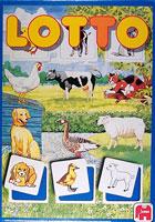 Lotto Babydieren