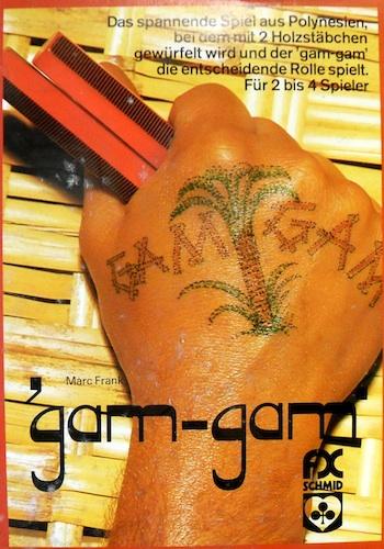 Gam-Gam: oder der große Wurf von Ulu Mau)