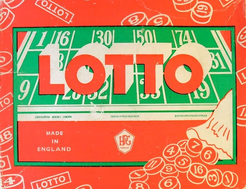 """Lotto """"Housie and Tombola"""""""
