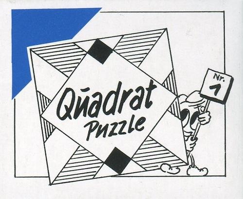 Quadrat Puzzle
