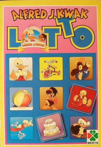 Lotto: Alfred J. Kwak