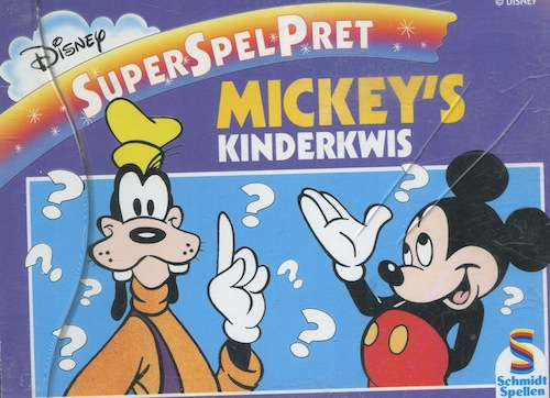 Super Spel Pret: Mickey's Kinderkwis