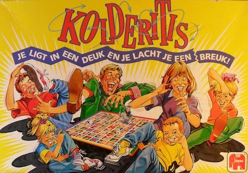Kolderitis: je ligt in een deuk en je lacht je een breuk