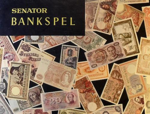 Senator Bankspel