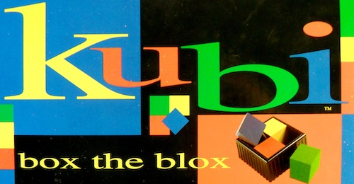 Kubi- box the blox