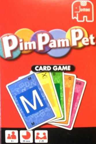 Pim Pam Pet: Card Game