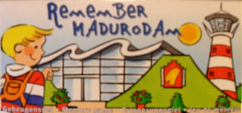 Remember Madurodam (Geheugenspel)