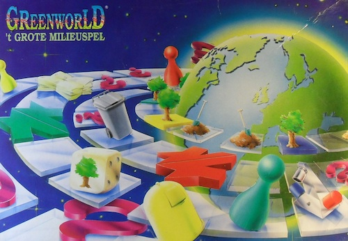 Greenworld: 't Grote Milieuspel