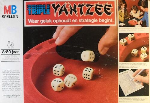 Yahtzee: Triple (Waar geluk ophoudt en strategie begint)