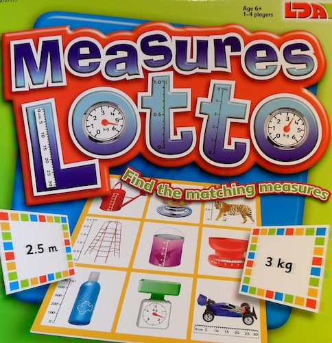 Measures Lotto