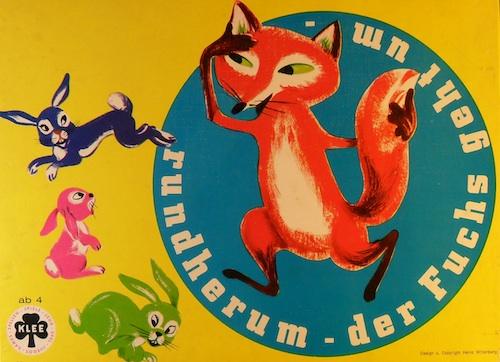 Rundherum - der Fuchs geht um -