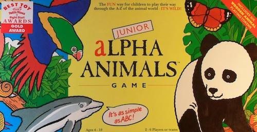 Alpha Animals - Junior